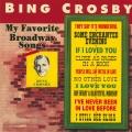 Album My Favorite Broadway Songs