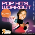 Album Pop Hits Workout 126 - 180bpm Ideal For Jogging, Gym Cycle, Card