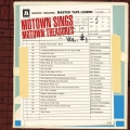 Album Motown Sings Motown Treasures