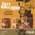 Album Jazz Legends - Our Favourite Things/A Touch of Romance/The Wee S