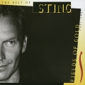 Album Fields Of Gold - The Best Of Sting 1984 - 1994