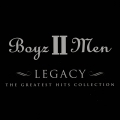 Album Legacy - The Greatest Hits Collection