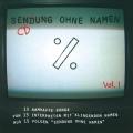 Album CD Ohne Namen Vol.1 / Compilation