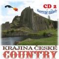 Album Krajina české Country - Barevné Nálady