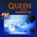Album Live  At Wembley '86