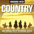 Album Massive Hits!: Country