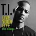 Album Live Your Life (International)