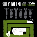 Album Turn Your Back w/ Anti-Flag