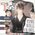 Album Time Will Crawl E.P. [Japanese Version]