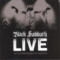 Album Live At Hammersmith Odeon