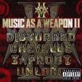Album Music As A Weapon II