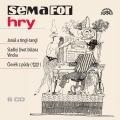 Album Semafor  Hry  Jonas A Tingl-tangl, Sladky Zivot Blazna Vincka, C