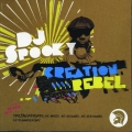 Album DJ Spooky: Creation Rebel