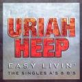 Album Easy Livin' - The Singles A's & B's