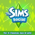 Album The Sims Social Volume 4: Classical, Jazz & Latin