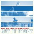 Album Get It Right (feat. MØ & GoldLink) [Remix]