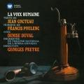 Album Poulenc: La Voix humaine
