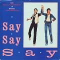 Album Say Say Say