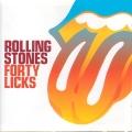 Album 40 Licks (1962-2002)-Retail