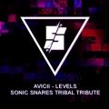 Album Levels (sonic Snares Tribal Tribute) - White Label