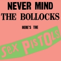 Album Never Mind The Bollocks Here's The Sex Pistols