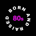 Album Born and Raised in the 80s