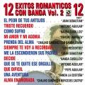 Album 12 Éxitos Románticos Con Banda, Vol. 2