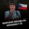 Album Neoficiální reklama na dovolenou v ČR