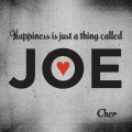 Album Happiness Is Just a Thing Called Joe