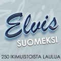 Album Elvis Suomeksi - 250 ikimuistoista laulua