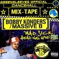 Album Greensleeves Official Dancehall Mixtape Vol. 1 - Bobby Konders /