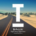Album Right Here, Right Now - Single