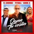 Album Dame Tu Cosita - Single