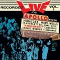 Album Recorded Live At The Apollo, The Motortown Revue