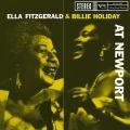 Album Ella Fitzgerald & Billie Holiday At Newport